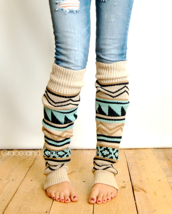 Knee Leg Warmers