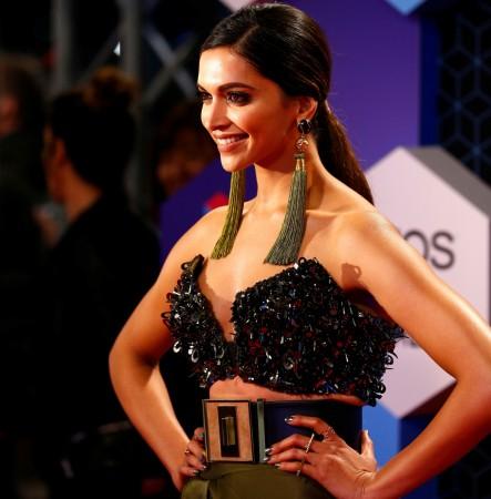 Deepika Padukone At 2016 MTV Europe Music Awards