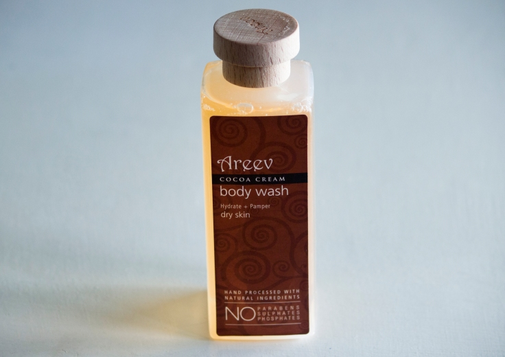 Areev Cocoa Cream Body Wash Review