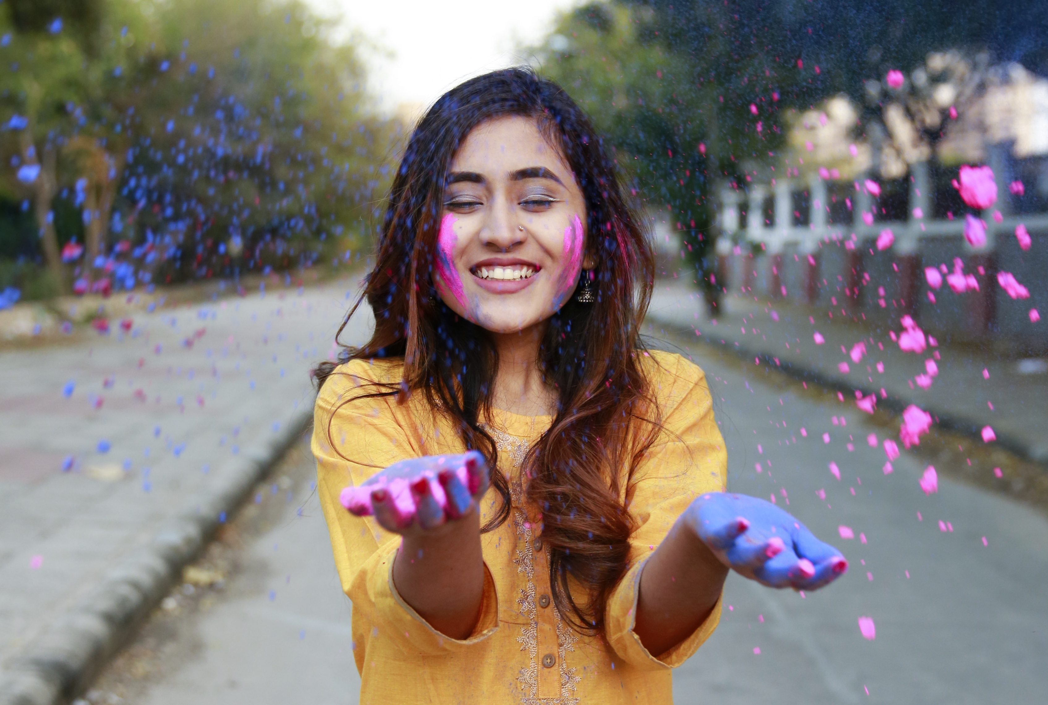 How to protect your skin this holi