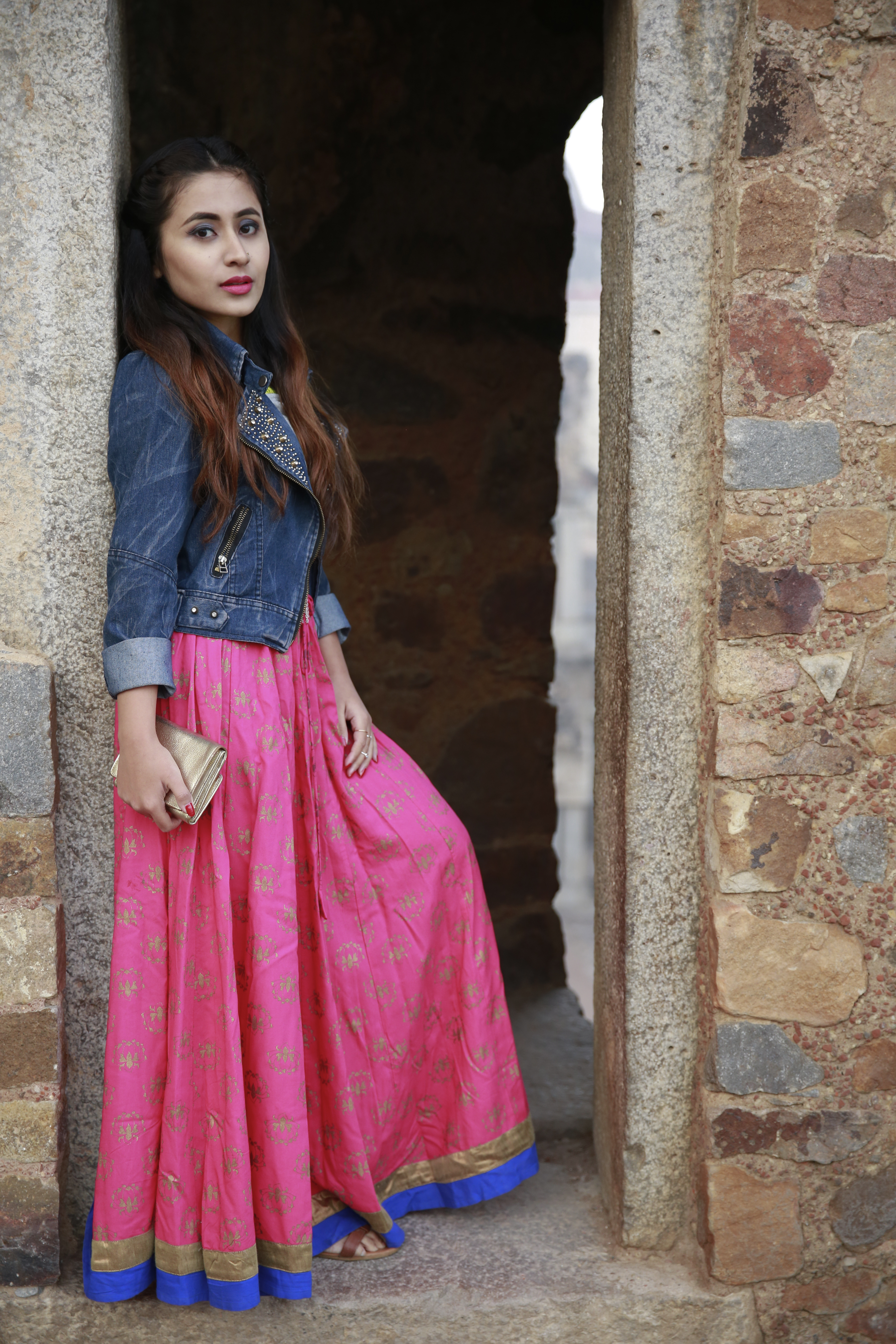 Outfit Inspiration for Indo-Western