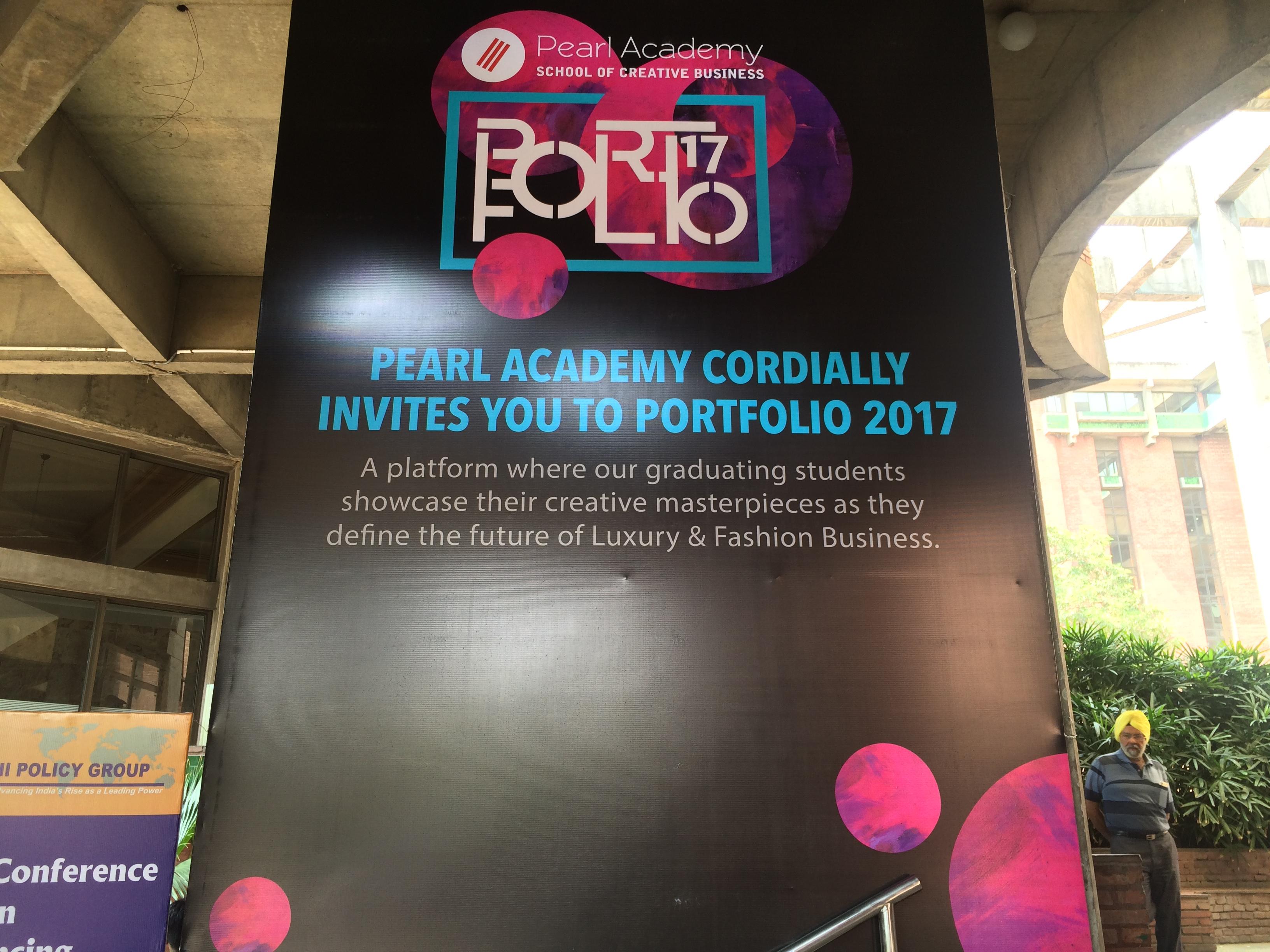 Pearl Portfolio 2017